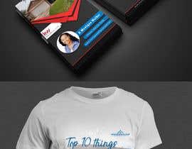 #39 para Business Card & t-Shirt Design por krishnendudas331