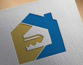 #7 untuk Create a Key Logo that has the overhead of a house and follows the Golden Ratio oleh baharhossain80