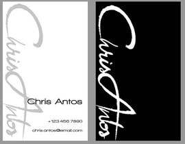 nº 115 pour Logo Design for Chris/Chris Antos/Christopher par lauraburlea