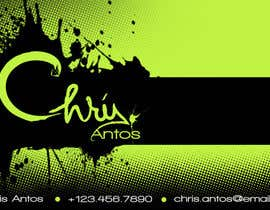 #123 untuk Logo Design for Chris/Chris Antos/Christopher oleh lauraburlea