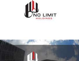 arsalanfinalayer tarafından Please design a logo / brand for commercial real estate holding company: No Limit Holdings için no 445