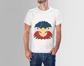#3 , Create an illustration of an eagle for a t-shirt 来自 rokynil63