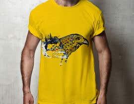 Nro 54 kilpailuun Create an illustration of an eagle for a t-shirt käyttäjältä rokynil63