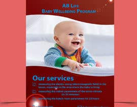 #135 for FLYER well-being baby by MDSAONTANJID