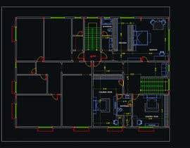#10 untuk make interior furniture layout for residential villa oleh arqfernandezr