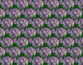 elizabethmacleod tarafından Create photo into a whole image of artichoke into a repeat pattern for print için no 20