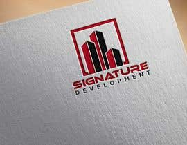 #108 for Logo design for Signature Development by binarydesignpro