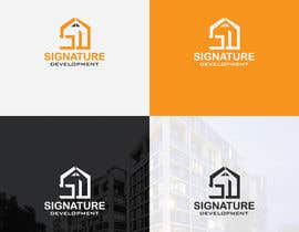 #119 for Logo design for Signature Development by anikgd