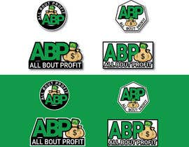 "#696 for Design ""ABP - ALL BOUT PROFIT"" logo for sticker by golammostofa6462"