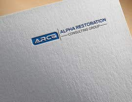 #25 untuk Compmay name  ALPHA Restoration Consulting Group  Need complete set of logos ready gor web, print, or clothing. This will also end up on vehicles also.   Tactial is style to show our covert nature. oleh SkyStudy