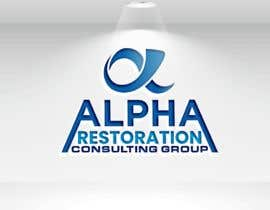 #60 untuk Compmay name  ALPHA Restoration Consulting Group  Need complete set of logos ready gor web, print, or clothing. This will also end up on vehicles also.   Tactial is style to show our covert nature. oleh hafiz62