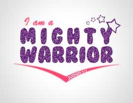 #1 for I am a Mighty Warrior - GIRLS Tshirt by MickMo