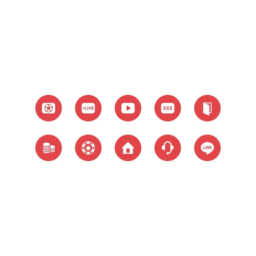 Proposition n°9 du concours 10 circle small icon for android application