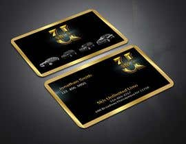 #136 for design business card Front and Back by tanveermh