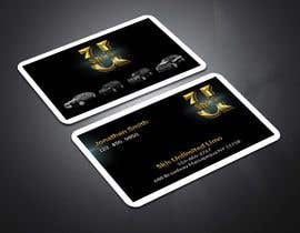 #137 for design business card Front and Back by tanveermh