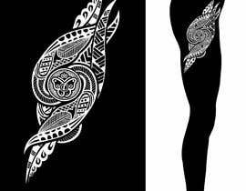 #3 for MAKE A SIMPLE DESING LEGGINGS by k3nd23