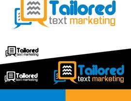 #144 para Logo Design for Tailored text marketing por Mohd00