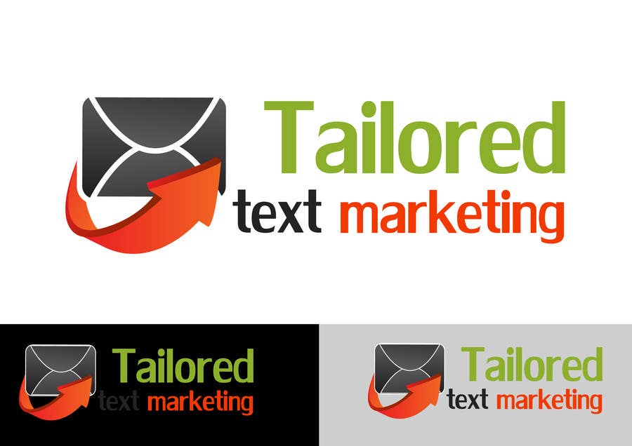 Proposition n°                                        142                                      du concours                                         Logo Design for Tailored text marketing