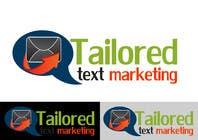 Logo Design for Tailored text marketing için Graphic Design143 No.lu Yarışma Girdisi
