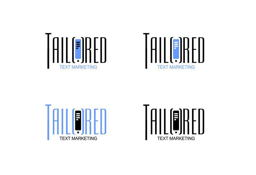 Inscrição nº 154 do Concurso para Logo Design for Tailored text marketing