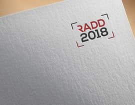 nº 66 pour RADD 2018 Backdrop par beautifuldream30