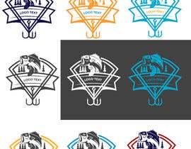 Nro 27 kilpailuun Fishing club logo käyttäjältä Desinermohammod