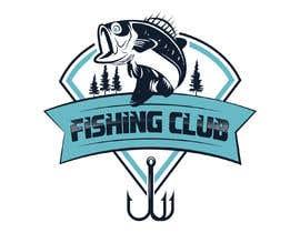 Nro 23 kilpailuun Fishing club logo käyttäjältä Crea8dezi9e