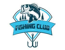 Nro 24 kilpailuun Fishing club logo käyttäjältä Crea8dezi9e