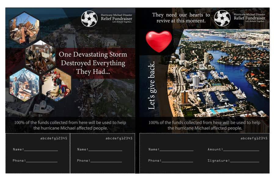 Конкурсная заявка №165 для Hurricane Michael Disaster Relief Fundraiser
