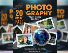 #7 cho Flyer for photography bởi arifislam269