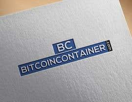nº 37 pour Need a logo for Bitcoin Container business par designguruuk