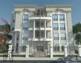 #9 , 3d rendering views for residential project 来自 abdomostafa2008