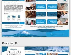 #6 for Design a brochure for Niseko Chiropractic by PabloSabala