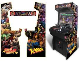 #2 untuk Arcade machine graphics as per measure sheet oleh mechanicstrange