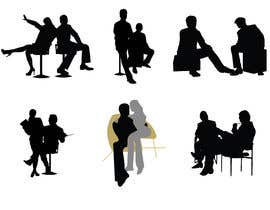 #4 per Illustration 2 people in chairs who sing da juelmondol