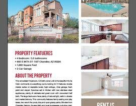 #111 for Design Flyer For Rental by dileepa4321