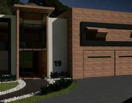 #6 for Modern/Contemporary Home Design Competition af joksimovicana