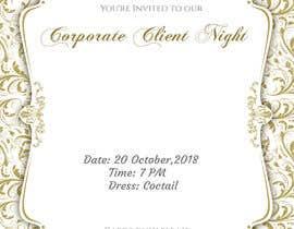 #8 para Create an email Invite por mzishan49