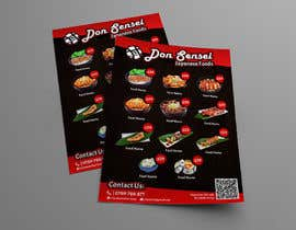 #13 para Create a food flyer de XANIARTS