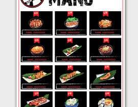 #23 para Create a food flyer de piashm3085
