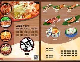 #28 para Create a food flyer de AsterAran28