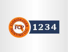 #82 untuk Design a logo for Florida Curb Painting oleh nouragaber