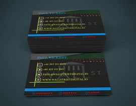nº 144 pour Business Card Design par mdrana59