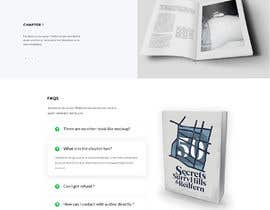 #22 for Build me a website for a book by dreamplaner