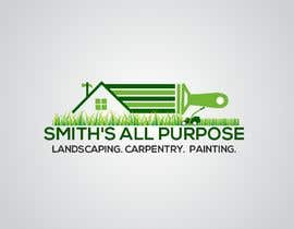 nº 157 pour Design a Logo for a landscaping, carpentry, and painting business par designsbysana