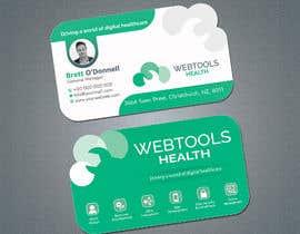 #1269 for Business Card Design - Webtools Health by creatideasbd