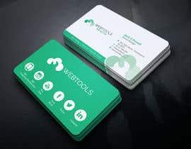 #1295 untuk Business Card Design - Webtools Health oleh kamrulnahar218