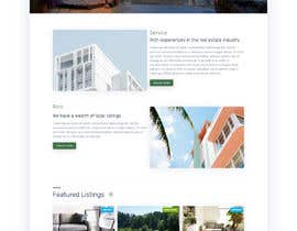 #7 for Design my Real Estate Homepage by yizhooou