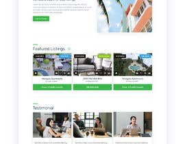 #50 for Design my Real Estate Homepage by yizhooou