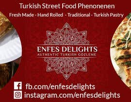 #5 for Design a Creative Banner for Mobile Festival Food Stall(Marquee, Gazebo,Tent) Business af shimulh
